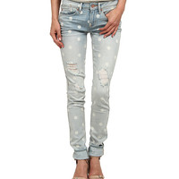 Marc by Marc Jacobs Rolled Slim Jean Lily Dot - Zappos.com Free Shipping BOTH Ways