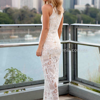 GODDESS LOVE MAXI DRESS , DRESSES, TOPS, BOTTOMS, JACKETS & JUMPERS, ACCESSORIES, $10 SPRING SALE, PRE ORDER, NEW ARRIVALS, PLAYSUIT, GIFT VOUCHER, $30 AND UNDER SALE, SWIMWEAR,,MAXIS,White Australia, Queensland, Brisbane