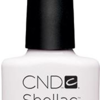 CND - Shellac Cream Puff (0.25 oz)