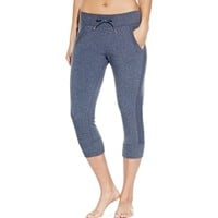 CALIA by Carrie Underwood Women's Effortless French Terry Capris