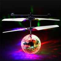 Colorful Flyings RC Toy EpochAir RC Flying Ball Drone Helicopter Ball Built-in