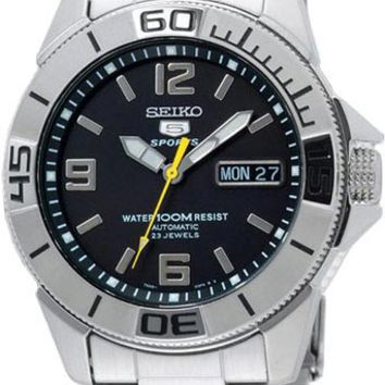 Seiko SNZE23 Men's Sports 5 Automatic Watch