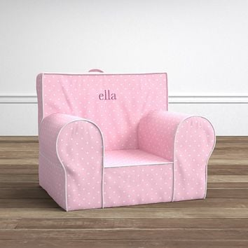 Light Pink Pin Dot Anywhere Chair®