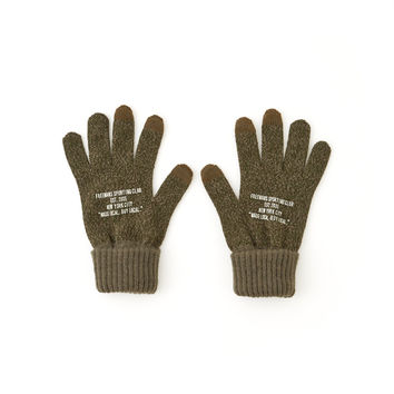 FSC Military Touchscreen Gloves - Army