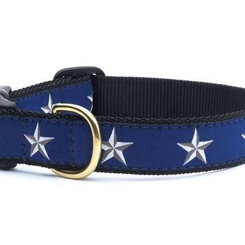 North Star Dog Collar