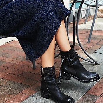 A.S.98 Womens Netta Ankle Boot