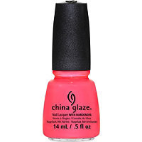 China Glaze Nail Polish Sunsational Collection - Shell-O