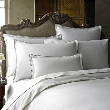 Serenity Egyptian Cotton Percale Pillow Shams