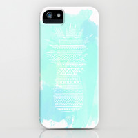 Watercolor Paradise  iPhone & iPod Case by Sunkissed Laughter