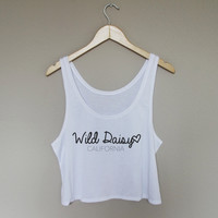 Wild Daisy California - White