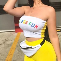 Just for fun 2 piece