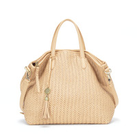 Marquis Satchel Wheat