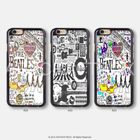The Beatles Poster iPhone 6 case iPhone 6 Plus case iPhone 5S case iPhone 5C case 488