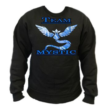 Pokemon Go Team Mystic: Ice Crewneck Sweatshirt