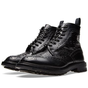 END. x Tricker's Commando Sole Kelmscott Boot