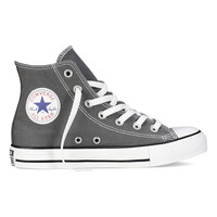 Converse Unisex Chuck Taylor Core High Shoes Charcoal