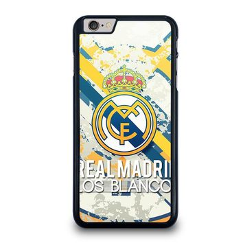 REAL MADRID LOS BLANCOS iPhone 6 / 6S Plus Case Cover