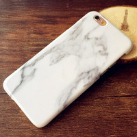 Cool Marble Case Cover for iPhone 5s 6 6s Plus Gift-156