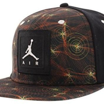 Nike Jordan Christmas Day Strapback Hat Black