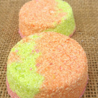 Rainbow Sherbet Scented Bath Bombs - Gift Wrapped Bath Bombs