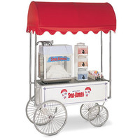 The Classic Snow Cone Cart - Hammacher Schlemmer