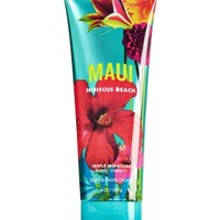 Triple Moisture Body Cream Maui Hibiscus Beach