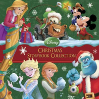 Disney Christmas Storybook Collection (Disney Storybook Collections)
