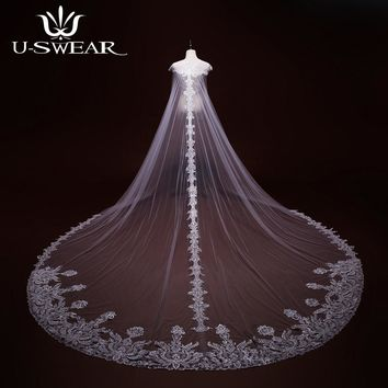 High Quality Elegant Ivory Cover Ups Beaded Lace Bridal U-SWEAR 2017 with Buttons fashion Wedding Jackets Wedding Accessories