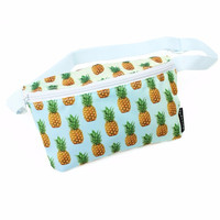 Pineapple Print Fanny Pack
