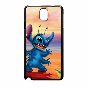 Disney Stitch And Lilo Best Friend Couple Right Case Samsung Galaxy Note 3 Case