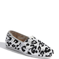 TOMS 'Sequin Leopard Print' Slip-On (Women) (Nordstrom Exclusive) | Nordstrom