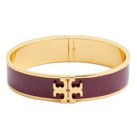 Tory Burch Colorblock Reversible Leather Bracelet | Nordstrom