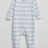 Cuddle & Play Footed One-Piece   Gap
