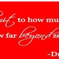 Dr.Seuss There's no limit to how much you'll know (script) 30x7 quote wall sa...