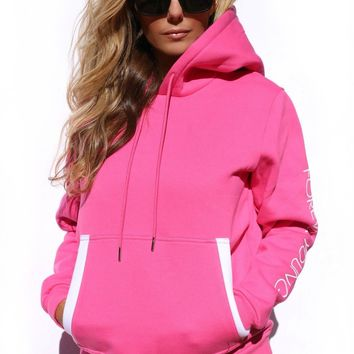 Forever Young Swimwear Pullover Hoodie - 100% Cotton