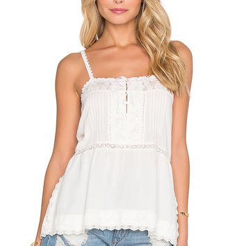 Spell & The Gypsy Collective Coco Top in White