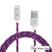 Pegasus Lightning Cable for iPhone, iPad, iPod [MFi Certified]