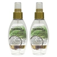 Organix Nourishing Coconut Weightless Healing Oil 4 oz.