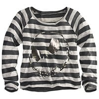 Disney Long Sleeve Striped Jack Skellington Sweater for Women | Disney Store