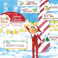 The Elf on the Shelf Advent Calendar ADV
