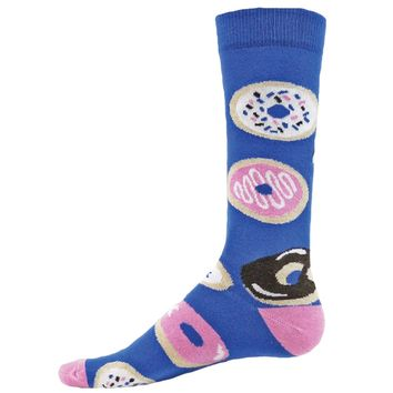 DONUTS Mens Novelty Socks