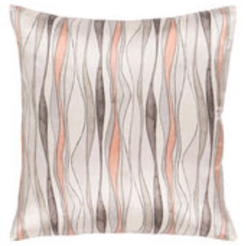 Natural Affinity Silk Pillow by Surya at Gilt
