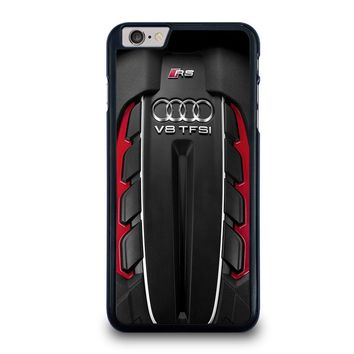 ENGINE AUDI V8 TFSI iPhone 6 / 6S Plus Case Cover