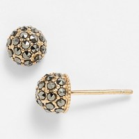 Women's Judith Jack 'Fireball' Cubic Zirconia Stud Earrings - Gold
