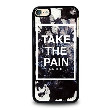 TWENTY ONE PILOTS TAKE THE PAIN iPod Case