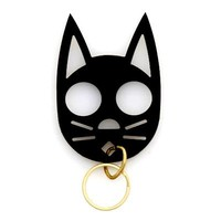 The Home Security Superstore - Wild Kat Self-Defense Keychain by Velpro - WK-BLK - Self Defense Products Online