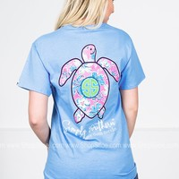 Save Them Turtles | Periwinkle | Simply Southern