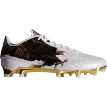 adidas Men's adizero 5-Star 4.0 Uncaged Football Cleats - Eagle | DICK'S Sporting Goods