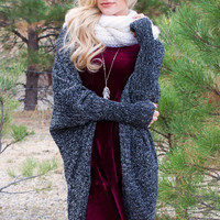 Comfy World Cardigan