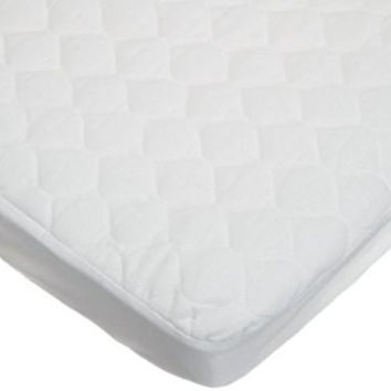 American Baby Company Quilted Fitted Waterproof Fitted Cradle Mattress Pad Cover